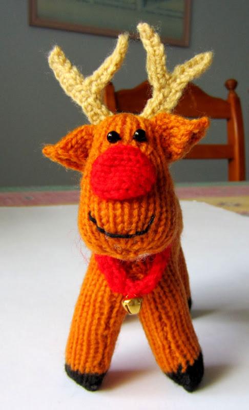 Xmas Toys Knitting Patterns Look Wallpapers