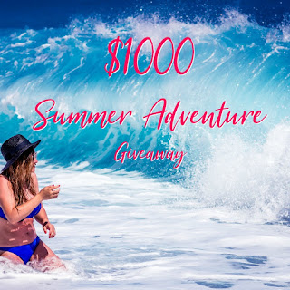 Enter the Summer Adventure $1000 Giveaway. Ends 7/30