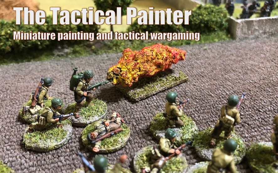 The Tactical Painter