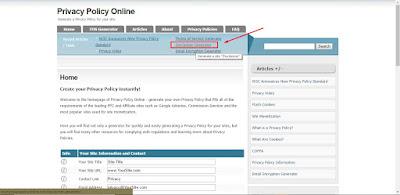 Cara Membuat Disclaimer Untuk WordPress