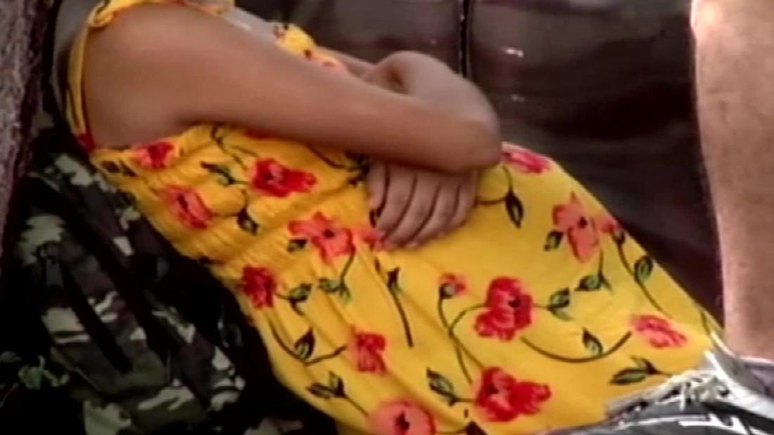 Pregnant 10-year-old rape victim seeks abortion