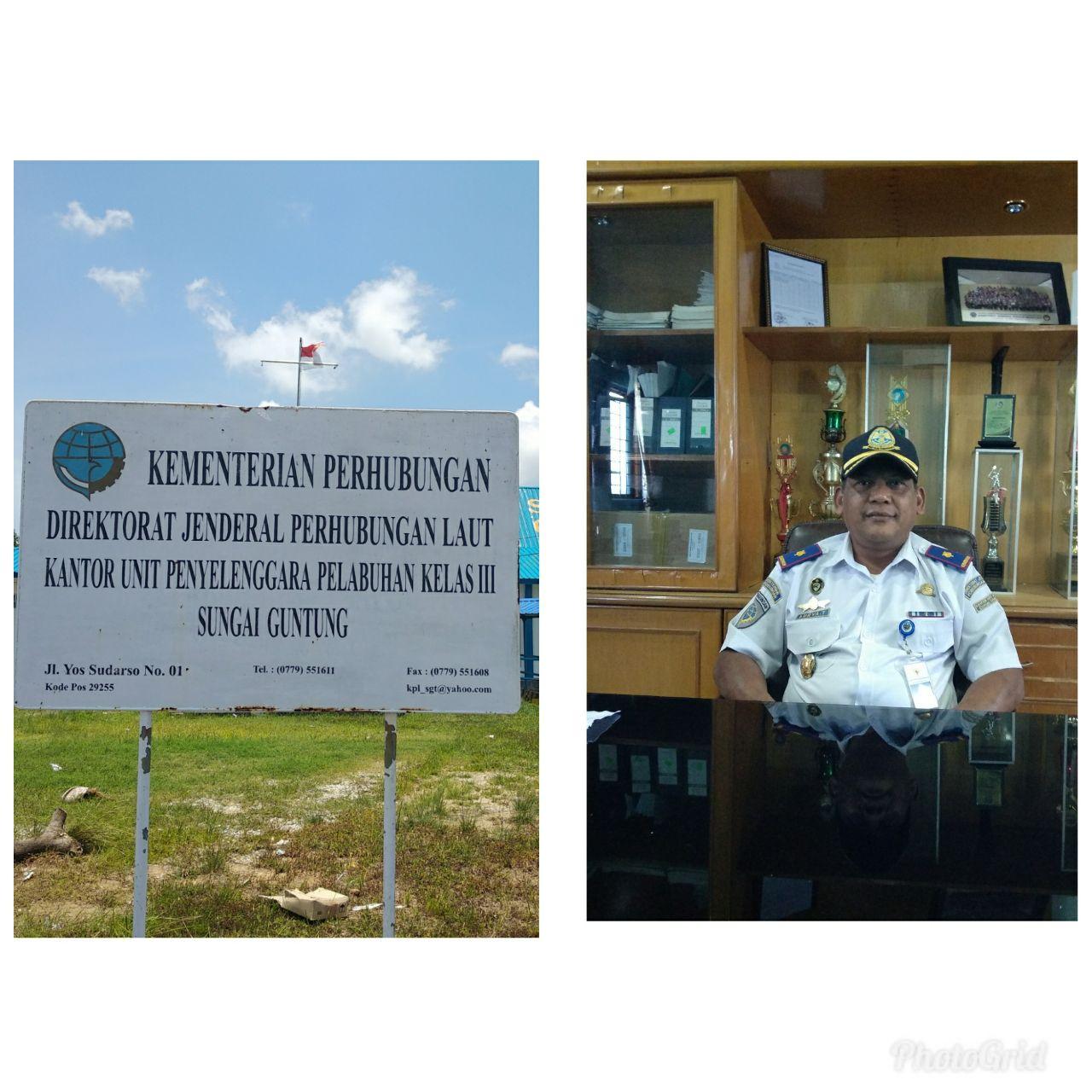 Kepala Syahbandar Sungai Guntung Pelabuhan Hk Itu Tidak Ada Yang Tcash Vaganza 18 Nabi Matte Long Lasting Lip Gloss Puterariaucom