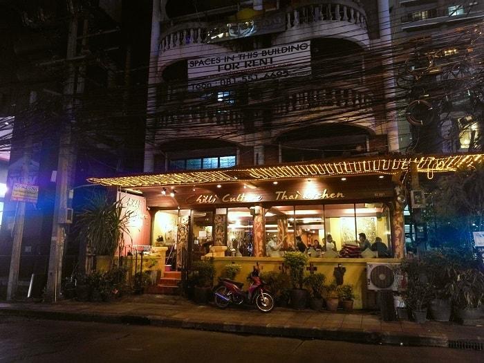 Chili Culture Thai Kitchen, Thai foods