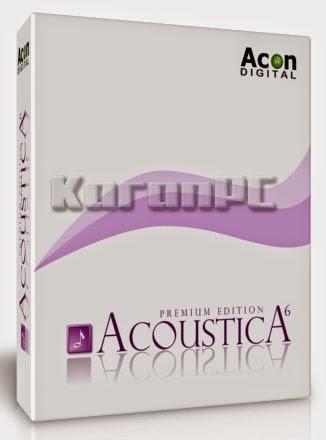 Acoustica Premium 6.0 Build 17