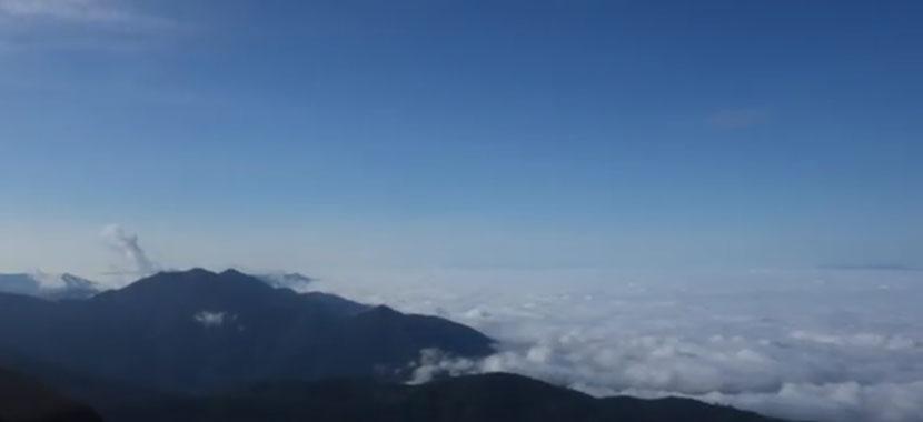 Απίστευτο τοπίο ομίχλης (VIDEO)