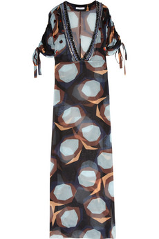 The Beauty Of Life Trend Spotting Caftan Maxi Dresses