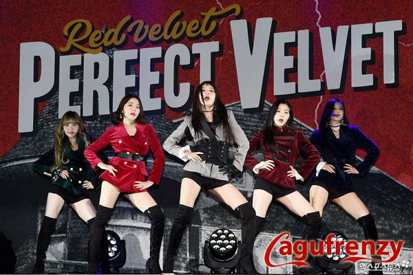 Red Velvet - Perfect Velvet