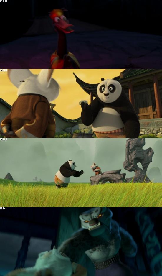 Kung Fu Panda 2008 BluRay 720p 480p Dual Audio Hindi English Full Movie Download