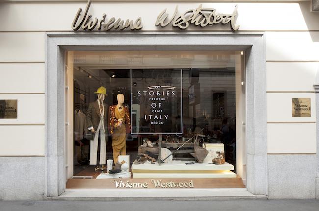Myfashionconnect Global Vivienne Westwood Milan Host Stories Of Italy For Milan Design Week