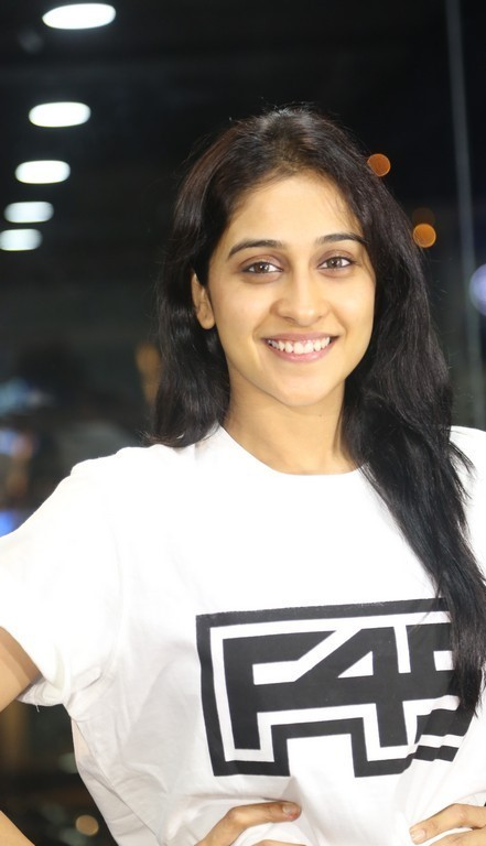 Regina Cassandra F45 Gym launch Stills