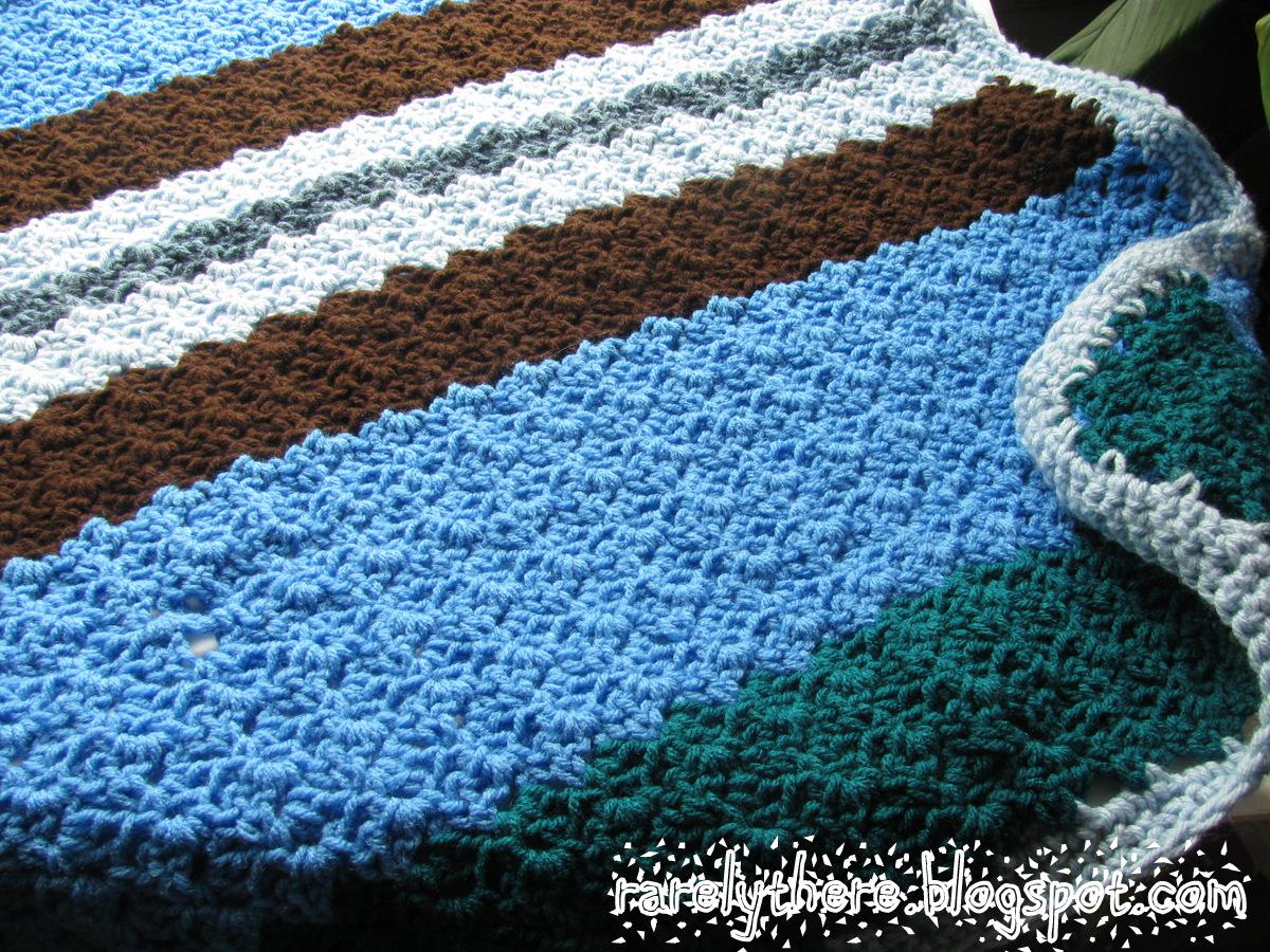 Crochet  Baby Blanket ...