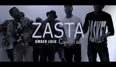Zasta Ft Amber Lulu & Country boy - Watakoma Remix