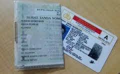 Biaya resmi pengurusan SIM dan STNK yang hilang