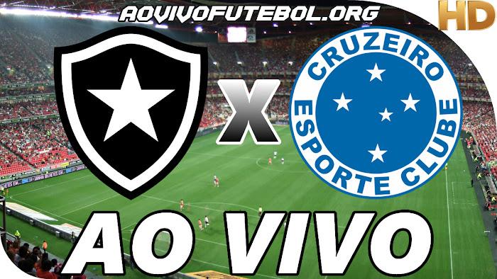 Assistir Botafogo x Cruzeiro Ao Vivo