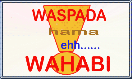 5 CARA AMAN MENGHADAPI WAHABI / SALAFI