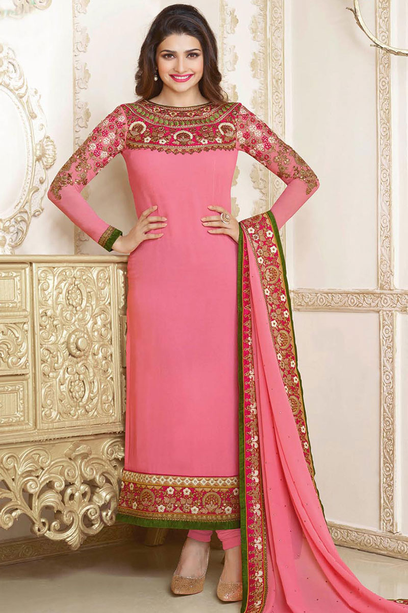 Online shopping of salwar suits in india