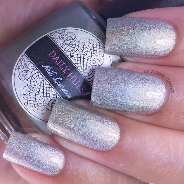 Daily Hues Lacquer - Holo Dream