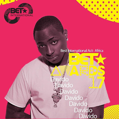 Davido-best-international-act-nominee-bet-awards-2017