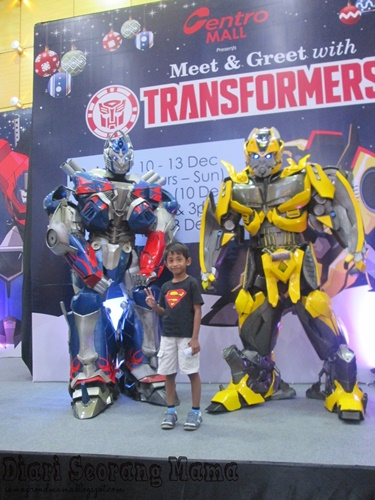 Tertunai Hasrat | Meet and Greet With Transformer