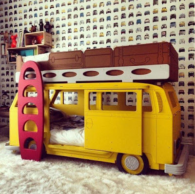 Camper Van Bunk Bed