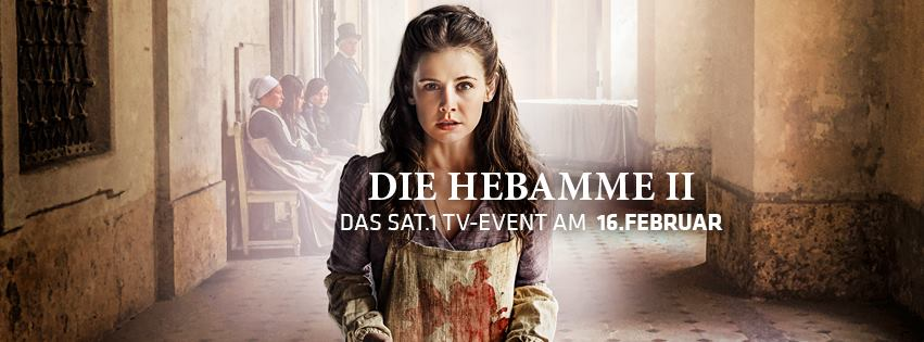 Stephanie Lexer Tv Event Die Hebamme Ii Am 1602106