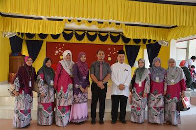 Lawatan bench-marking daripada guru SMK Kajang Utama, Selangor
