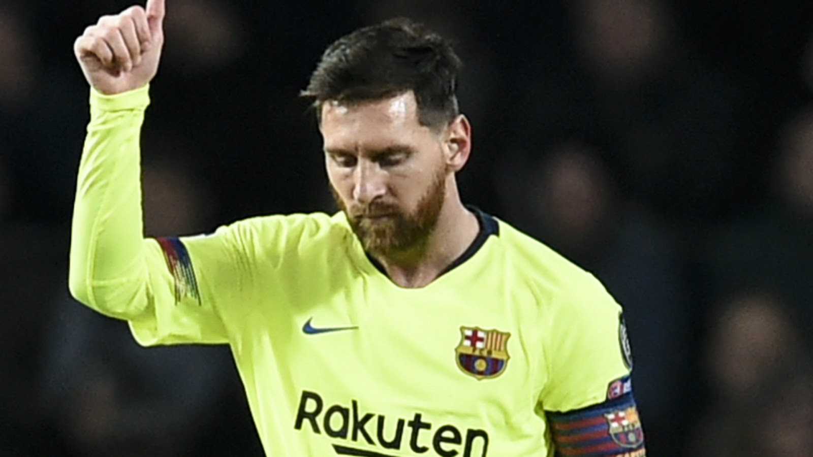 ca3e894aaab Lionel Messi s goal against PSV Eindhoven helped the Barcelona star surpass  Cristiano Ronaldo to reclaim a Champions League record and the Portugal  star ...