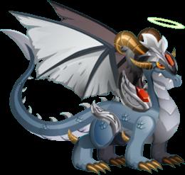 Dragón Ángel Caído