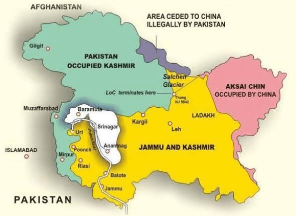 PBB Diminta Selidiki Penyiksaan Warga Kashmir oleh India