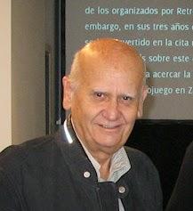 Foto del dibujante Juan Giménez