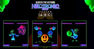 NEOTRONIC SHOW por Teatro Negro FX  4