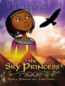 The Sky Princess Poster