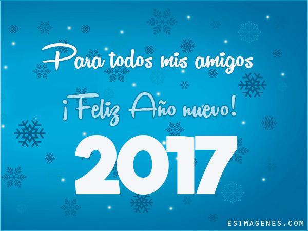 Im genes postales y tarjetas para a o nuevo 2017 - Frases de navidad 2017 ...
