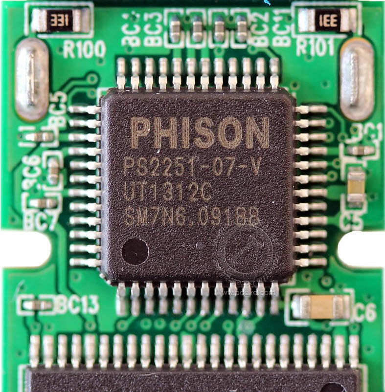 Phison PS2251-07 USB recovery Tools
