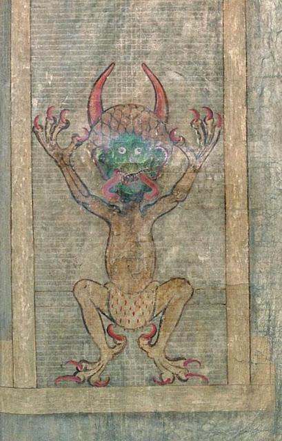 Codex Gigas, Misteri Alkitab Iblis