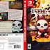 Capa Binding of Isaac Afterbirth + Nintendo Switch