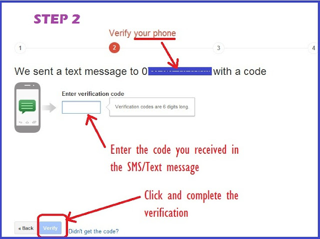 2 Factor Authentication Gmail