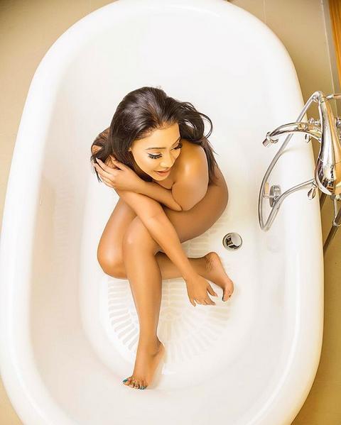 Actress-Jojo-Charry-2018-sexy-photos