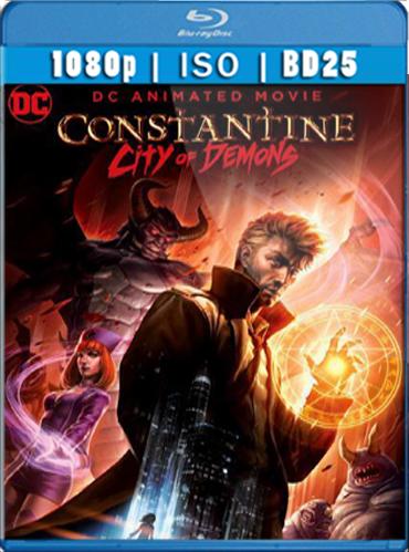 Constantine City of Demons The Movie [BD25] [1080p] Latino [GoogleDrive] TeslavoHD