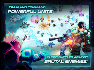 Iron Marines Mega Mod Apk (Unlimited Tech Point Money Unlocked Heroes)