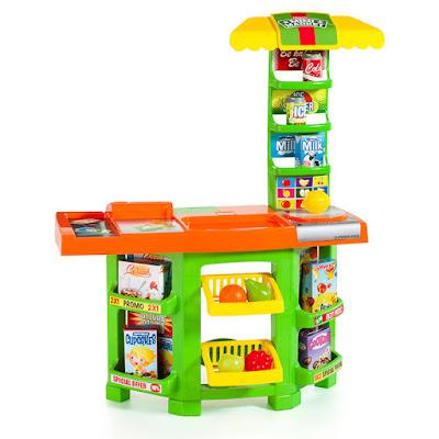 JUGUETES - MOLTO - Supermercado Mini Market | 2016 | Ref. 16180 Comprar en Amazon España