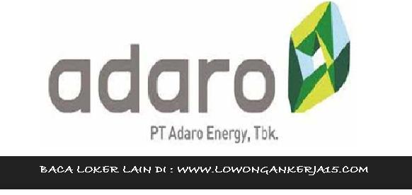 Lowongan Kerja Terbaru PT Adaro Energy Tbk Banyak Posisi