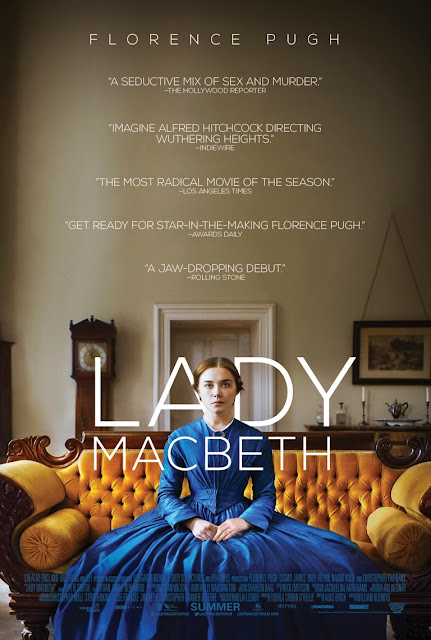 Lady Macbeth (2016) de William Oldroyd.