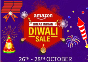 Amazon The Great Indian Diwali Sale – 26,27,28 Oct 2015 [Live Now]