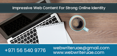 Freelance Content Writers Dubai