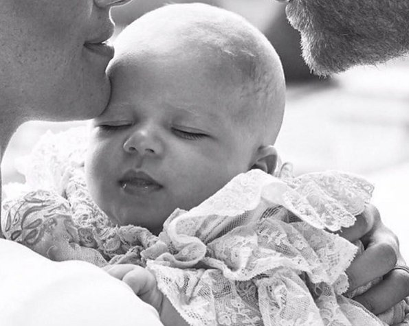 Archie Harrison Mountbatten-Windsor, the son of Prince Harry and Meghan Markle, baptism ceremony at Windsor
