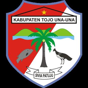 Logo Kabupaten Tojo Una-Una PNG