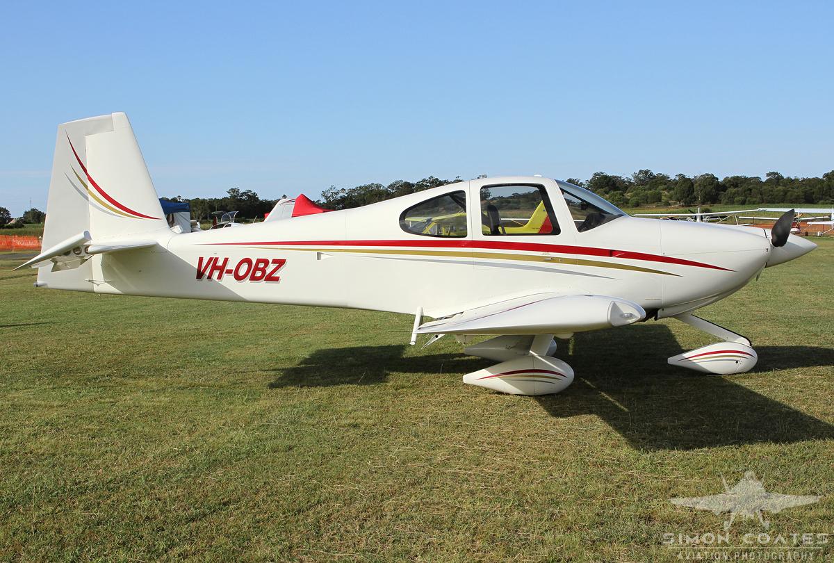 Vans RV-10 VH-OBZ | GA Aircraft Australia