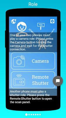 Bluetooth Remote Camera : Ελέγξτε τη φωτογραφική μηχανή του κινητού σας από απόσταση