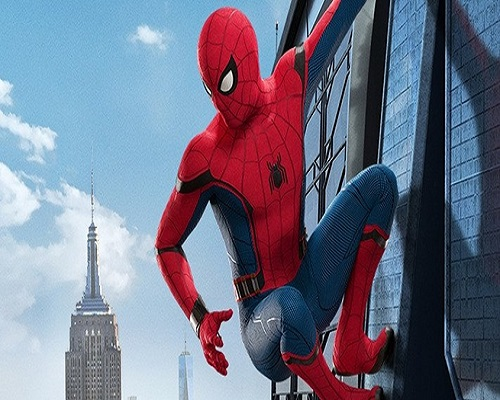 Spider man- Home coming
